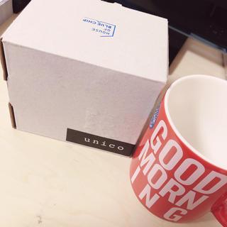ウニコ(unico)のunico   マグカップ(グラス/カップ)