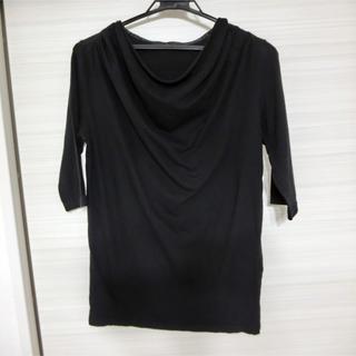 ザトゥエルヴ(THE TWELVE)のThe twelve ドレープ Tシャツ カットソー(Tシャツ/カットソー(半袖/袖なし))