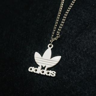 アディダス(adidas)のアディダスネックレス のりたん専用(ネックレス)
