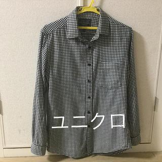 ユニクロ(UNIQLO)のユニクロ★ネルシャツ チェック(シャツ)