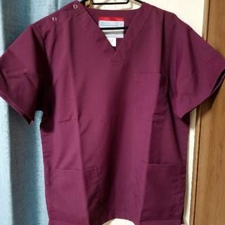 カゼン(KAZEN)のアプロン(現KAZEN)スクラブ(Tシャツ(半袖/袖なし))
