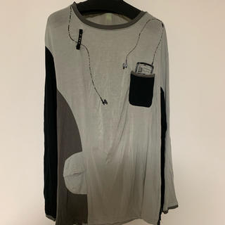 アルベロ(ALBERO)の 【希少】メンズ アルベロベロ長袖Tシャツ(Tシャツ/カットソー(七分/長袖))