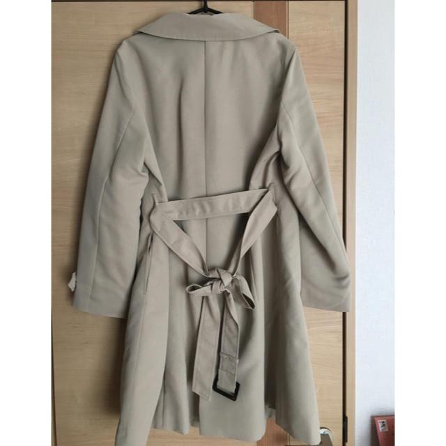 しまむら(シマムラ)のままちゃん様専用♡ 大きいサイズ  スプリングコート  3L レディースのジャケット/アウター(スプリングコート)の商品写真