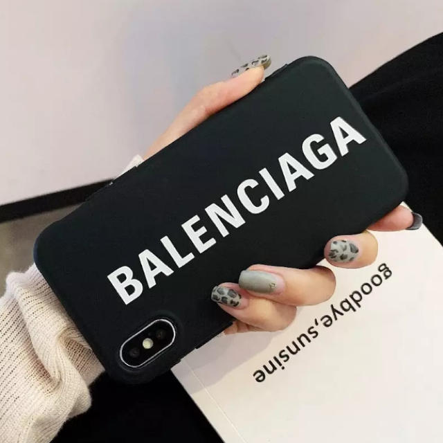 pretty nice 56399 b93e1 限定値下げ❤︎BALENCIAGA iPhone case