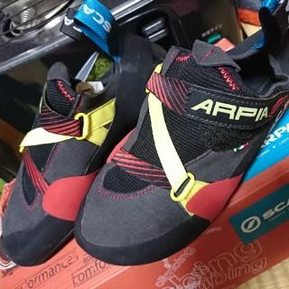 スカルパ(SCARPA)のSCARPA(スカルパ) ARPIA(アルピア) サイズ39 新品(登山用品)
