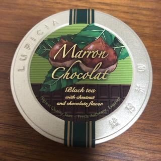 ルピシア(LUPICIA)のルピシア マロンショコラティーバッグ(茶)