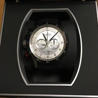 エドックス(EDOX)のEDOX(エドックス) クロノラリー(腕時計(アナログ))