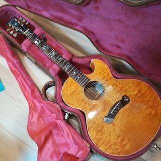 ギブソン(Gibson)のオブ様専用[超レア美品]Gibson Starburst ギブソン エレアコ(アコースティックギター)