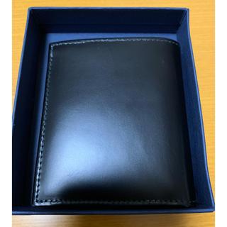 エッティンガー(ETTINGER)の【エッティンガー】二つ折り財布 コンパクト 未使用(折り財布)