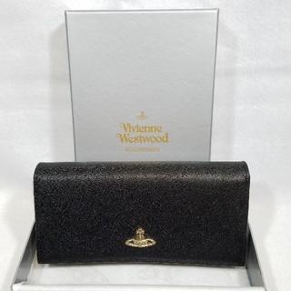 ヴィヴィアンウエストウッド(Vivienne Westwood)の新品未使用★ヴィヴィアンウエストウッド 正規品 財布 黒 ブラック ゴールド(財布)