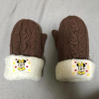 ディズニー(Disney)の子供用 手袋 ミニー(手袋)