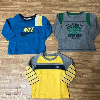 ナイキ(NIKE)のNIKEロンT 3枚セット(Tシャツ)