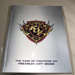 エスエヌケイ(SNK)の【非売品】THE KING OF FIGHTERS XIV  アートブック(その他)