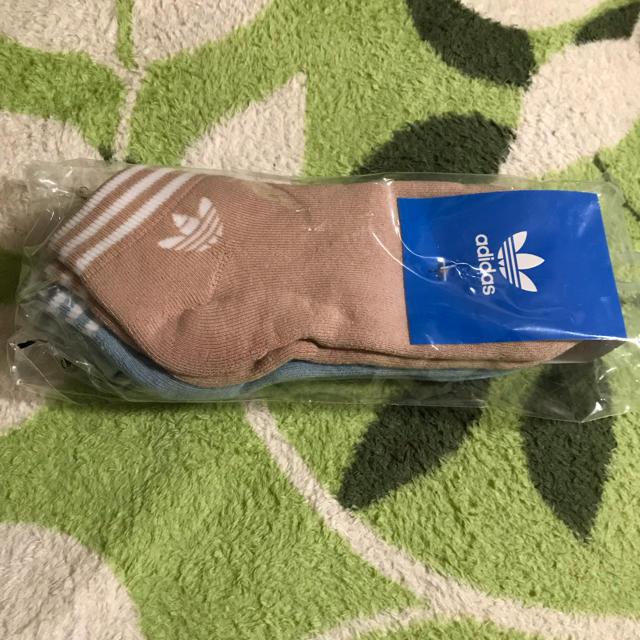 adidas(アディダス)のすいか様専用 レディースのレッグウェア(ソックス)の商品写真