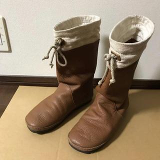 コース(KOOS)のkoos  ブーツ(ブーツ)