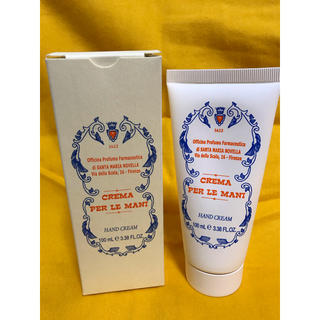 サンタマリアノヴェッラ(Santa Maria Novella)のSanta Maria Novella ハンドクリーム 100 ml(ハンドクリーム)