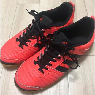 アディダス(adidas)のadidas フットサルシューズ  27.5センチ(シューズ)