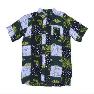 ガイジンメイド(GAIJIN MADE)のGAIJIN MADE(ガイジンメイド) パッチワーク半袖シャツ(シャツ)