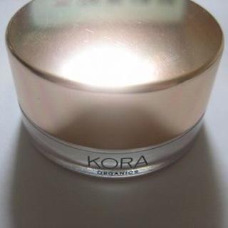 コーラオーガニックス(KORA Organics)のKORA オーガニック ローズクオーツルミナイザー 中古(アイシャドウ)