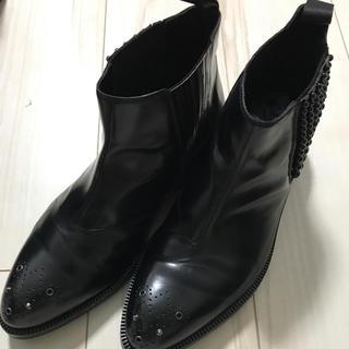 セルジオロッシ(Sergio Rossi)のLHP /Sergio Rossi/Eyelet Boots/サイドゴアブーツ(ブーツ)