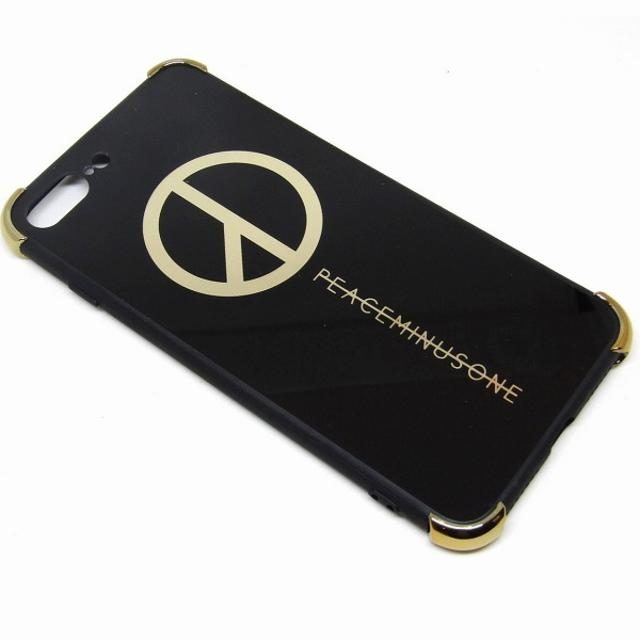 ピースマイナスワン iPhoneケース ブラック //AWDの通販 by ほのか's shop|ラクマ