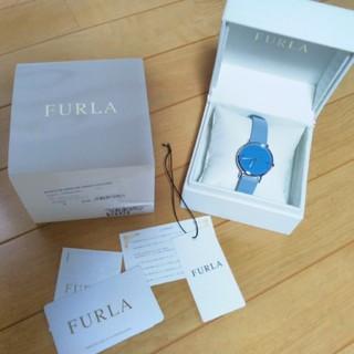 フルラ(Furla)のFURLA   レディース腕時計 ブルー(腕時計)
