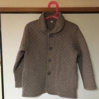 ムジルシリョウヒン(MUJI (無印良品))のキルティング ジャケット 120サイズ 無印良品(ジャケット/上着)