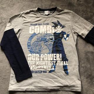 ドラゴンボール(ドラゴンボール)のドラゴンボール超 長袖Tシャツ 160㎝(Tシャツ/カットソー)