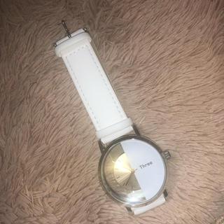 スリーフォータイム(ThreeFourTime)のThree 腕時計(腕時計)