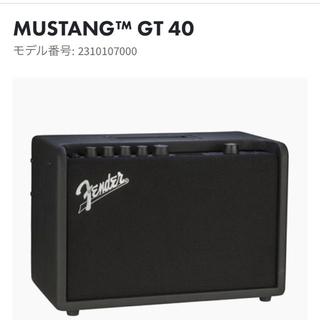 フェンダー(Fender)のフェンダー アンプ MUSTANG™ GT 40(ギターアンプ)