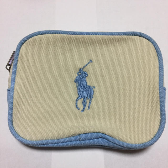 Ralph Lauren(ラルフローレン)のラルフローレンポーチ レディースのファッション小物(ポーチ)の商品写真