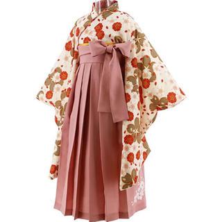 キャサリンコテージ(Catherine Cottage)のキャサリンコテージ    袴 卒業式セット 150(和服/着物)