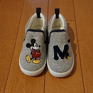 ディズニー(Disney)のミッキーマウス スリッポン(スリッポン)