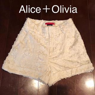 アリスアンドオリビア(Alice+Olivia)のアリスオリビア ハーフパンツ(ショートパンツ)