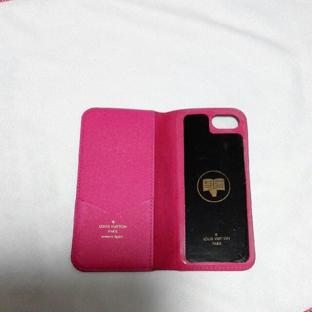 LOUIS VUITTON - ルイヴィトン iPhoneケースの通販 by ムーン's shop|ルイヴィトンならラクマ