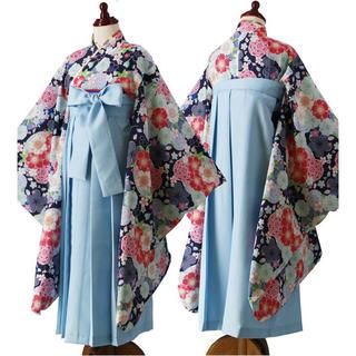 キャサリンコテージ(Catherine Cottage)の袴セット 120cm  キャサリンコテージ(和服/着物)