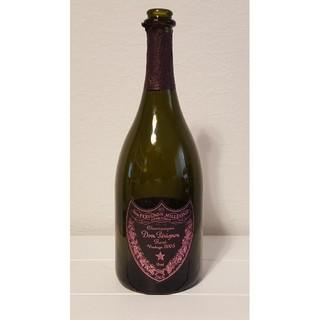 ドンペリニヨン(Dom Pérignon)のドンペリ  ピンク(ロゼ)  空き瓶(シャンパン/スパークリングワイン)