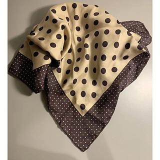 ダナキャラン(Donna Karan)のダナキャラン   シルクスカーフ(バンダナ/スカーフ)