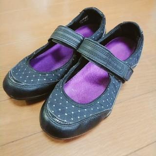 ウォークントーン walkntone シューズ 靴 サイズ 24㎝  L 体幹(スニーカー)