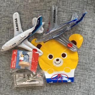 ミキハウス(mikihouse)の飛行機おもちゃセット(その他)