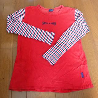 スペッチオ(SPECCHIO)のSPECCHIO 長袖Tシャツ 子供服(Tシャツ/カットソー)