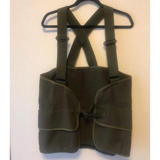 ニードルス(Needles)のニードルス ツールベスト Needles Tool Vest(ベスト)