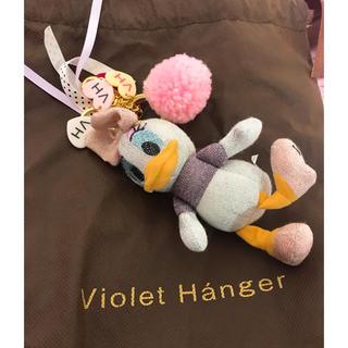 バイオレットハンガー(Violet Hanger)のViolet Hanger デイジー キーホルダー(キーホルダー)