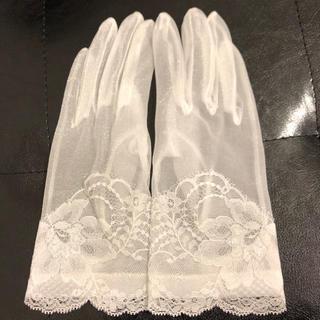 ヴェラウォン(Vera Wang)のウェディング グローブ(手袋)