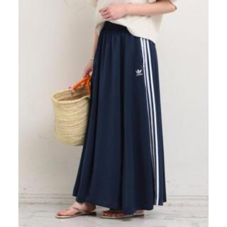 アディダス(adidas)の新品adidasロングスカート☆アディダス(ロングスカート)