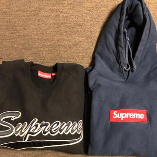 シュプリーム(Supreme)の激レア supreme セット 国内正規品 Sサイズ box logo その1(パーカー)