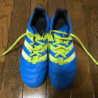 アディダス(adidas)のサッカースパイクシューズ25センチ(シューズ)