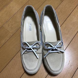 ゴルフプライド(Golf Pride)のGOLF   靴24.5センチ(ハイヒール/パンプス)