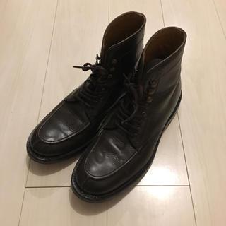 トリッカーズ(Trickers)のみま様専用 wallsall 編み上げ ブーツ Uチップ(ブーツ)
