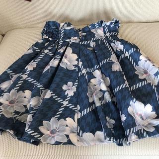 リズリサ(LIZ LISA)のリズリサ    花柄スカート♪最値下げ(ひざ丈スカート)